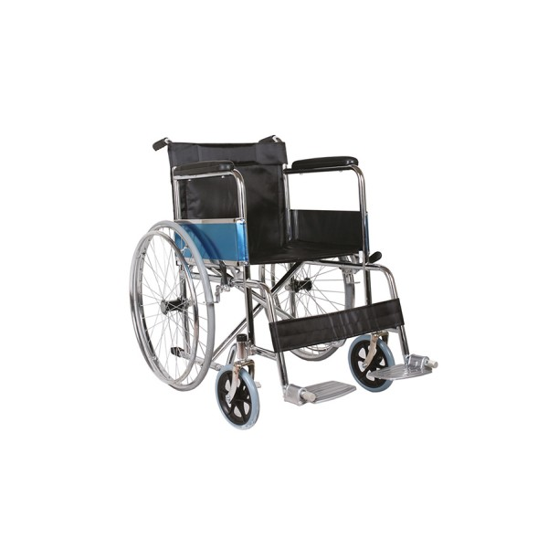 Patient Folding Wheelchair for Hospital