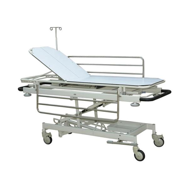 Hydraulic Trauma Care Recovery Trolley for Hospital