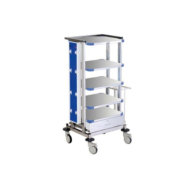 Monitor Trolley M.S Available Online At Medpick