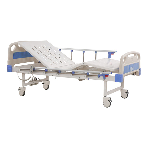 Adjustable Motorized 2 Function Premium Fowler Bed for Hospital