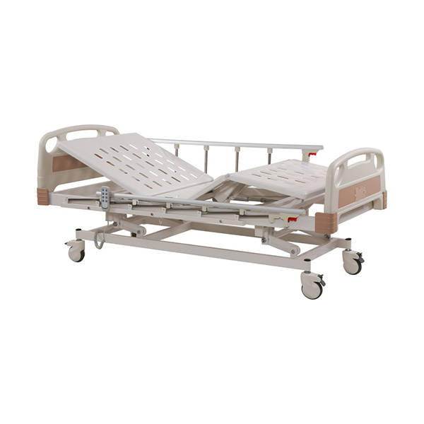 Height Adjustable Motorized 3 Function ICU Bed for Hospital