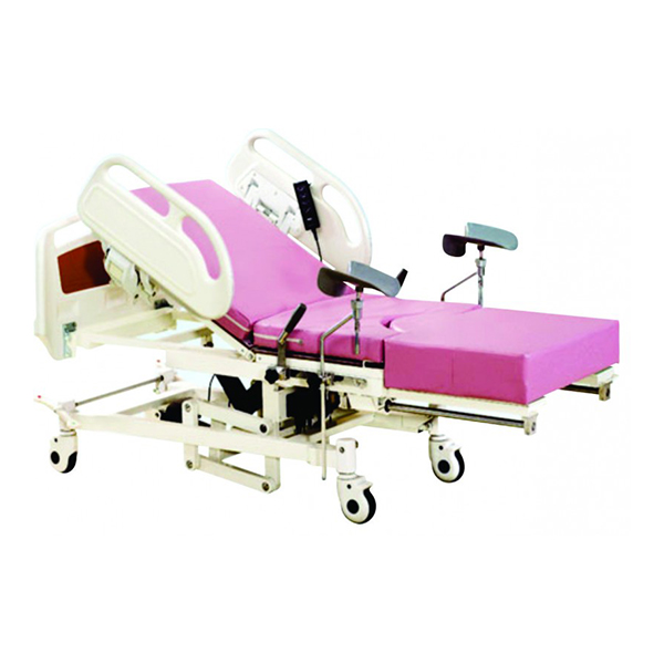 Motorized 3 Function Obstetric Labor & Recovery Bed for Hospitals and Clinics