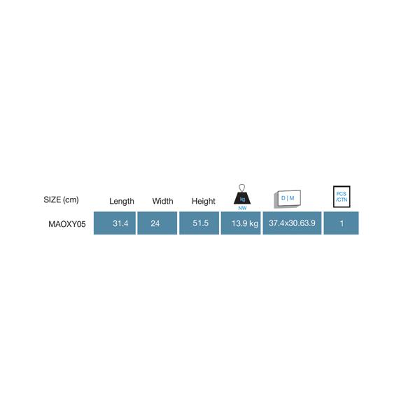 Oxygen Concentrator – 5 Ltrs Mini 1
