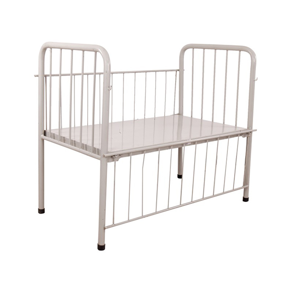 White Classic Pediatric Bed for Hospital
