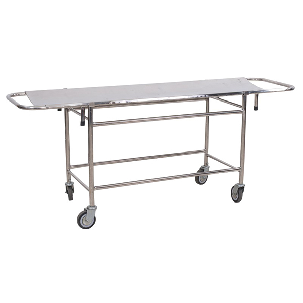 Stainless Steel Stretcher Trolley for Hospital