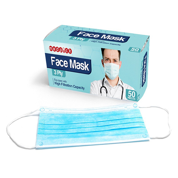 3 Ply Face Mask 3