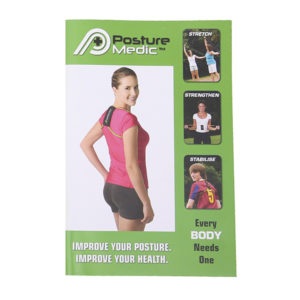 Posture Medic Brace Small Red