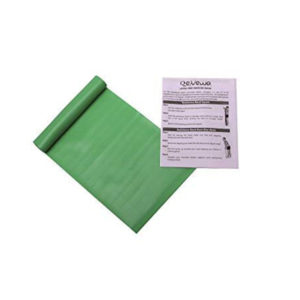 RENEWA LATEX FREE EXERCISE BAND GCo GREEN COLOR