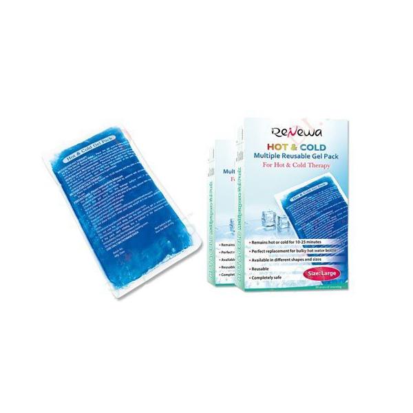 Renewa Hot And Cold Gel Pack Medium Blue