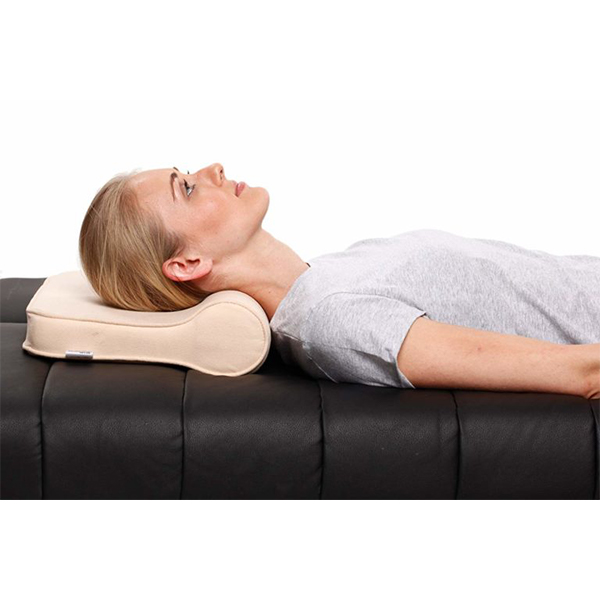 Renewa Regular Universal Cervical Pillow With Cover For Neck Pain Spondylitis Relief