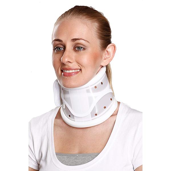 Tynor Adjustable Hard Cervical Collar GCo Large