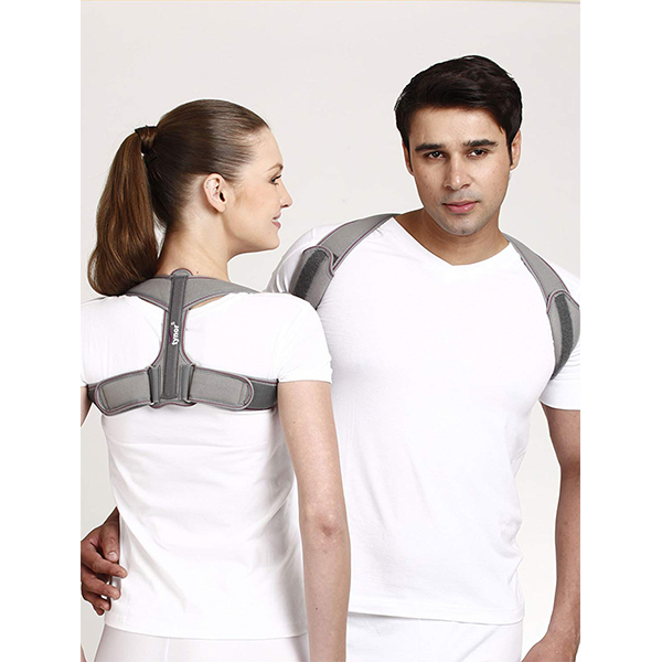 Tynor Clavicle Brace with Velcro Small 1