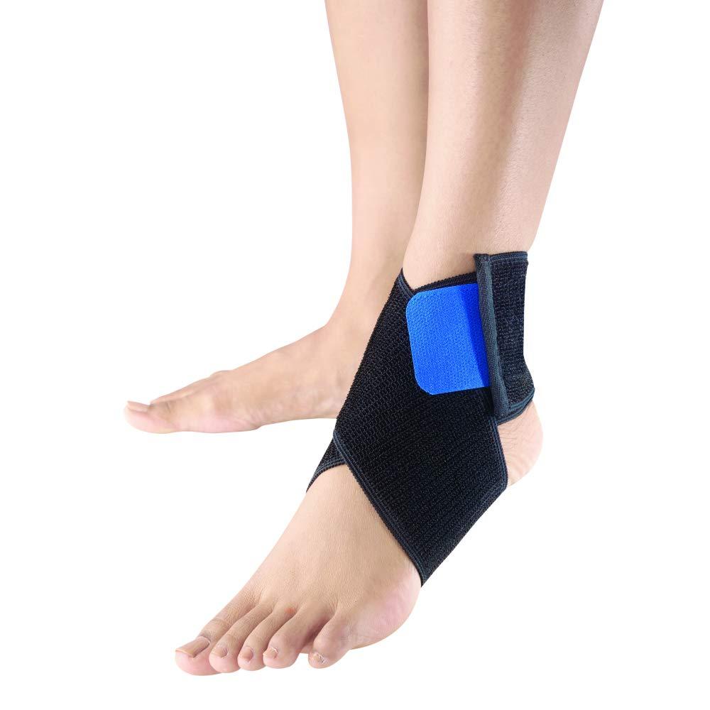 Vissco Ankle Binder Finger Of 8 Support – XL