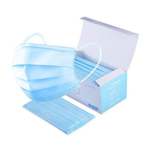 3 Ply Face Mask GCo 3 Units Sample Box GCo Rs.100