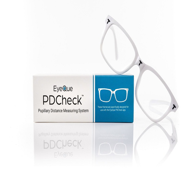 EyeQue PDCheck Pupillary Distance PD Measurement System 2 1
