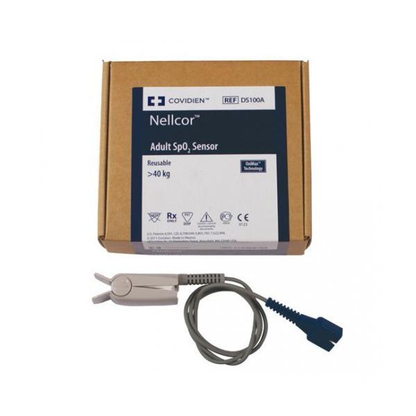 Nellcor BrandOximetry Sensor For Extension Cable DS100A 1