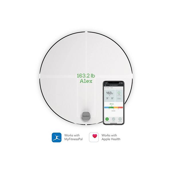 Qardiobase 2 – WiFi Smart Scale And Body Analyzer 1