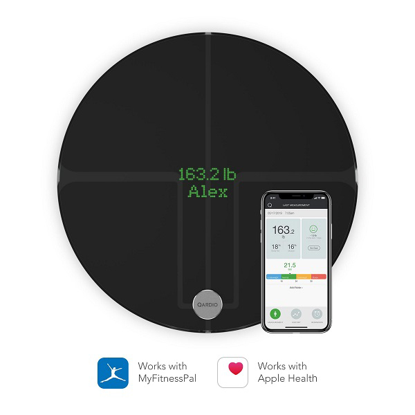 Qardiobase 2 – WiFi Smart Scale And Body Analyzer 2