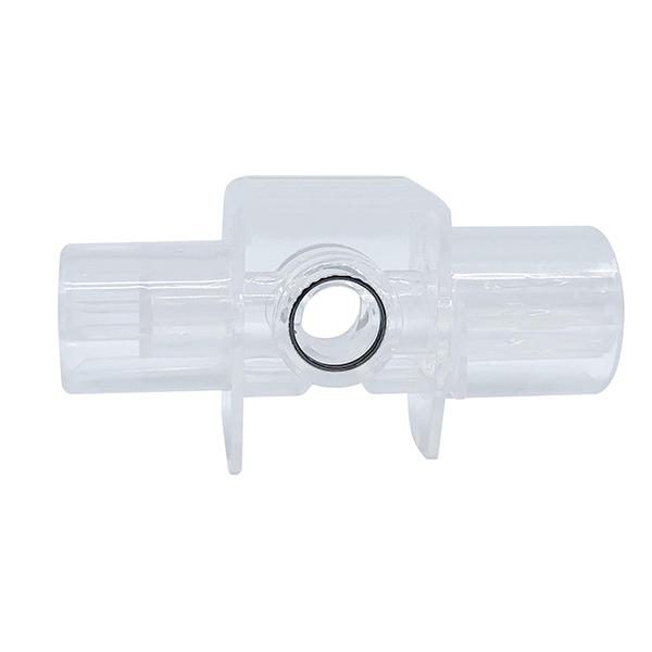 Respironics Disposable Mainstream Pediatric Neonatal Airway Adapter Box Of 10 6312 00