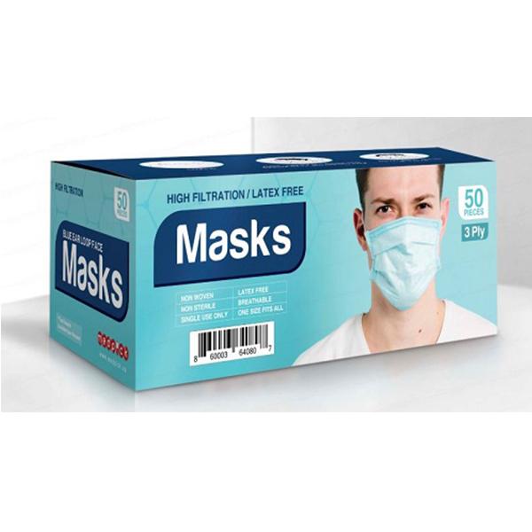 3 Ply Mask GCo 1 Box50 Pcs 4 1