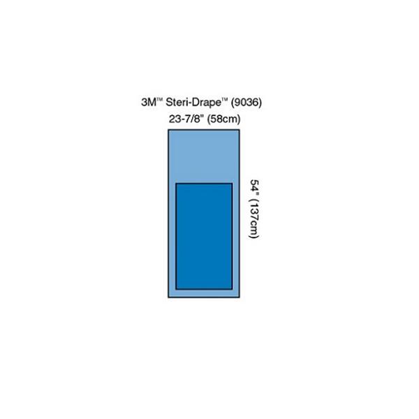 3M™ Steri Drape™ Mayo Stand Cover 9036 1