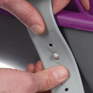 Durable Silicone Straps
