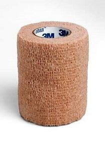 3M™ Coban™ Self-Adherent Wrap 1583 – 3″ x 5 yard ,Self-Adherent Wrap