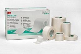 3M™ Durapore™ Surgical Tape 1538-2, 5 cm x 9.1 m