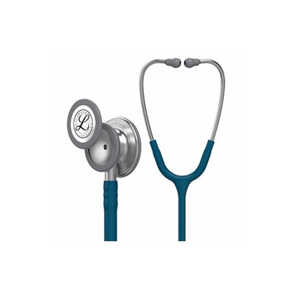 3M™ Littmann® Classic III™ Stethoscope 5623 Caribbean Blue Tube 1