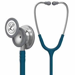 3M™ Littmann® Classic III™ Stethoscope, 5623, Caribbean Blue Tube