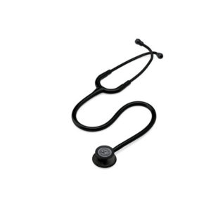 3M™ Littmann® Classic III™ Stethoscope Black Edition 5803 Black Chest Piece Black Tube 1