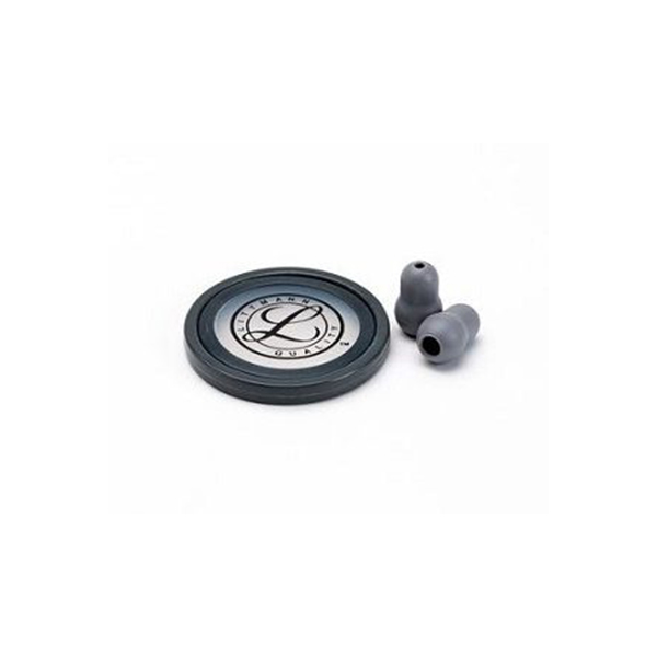 3M™ Littmann® Stethoscope Spare Parts Kit Master Cardiology™ Gray 40018 1