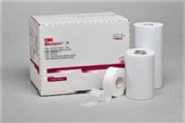 3M™ Medipore™ H Soft Cloth Surgical Tape 2863 – 3″ x 10 yards