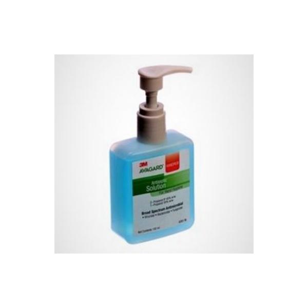 3M Avagard Handrub Antiseptic Solution 100ml With Pump