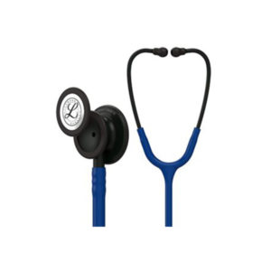 3M Littmann 5867 Classic III Stethoscope With Black Finish Chestpiece Navy Blue 1