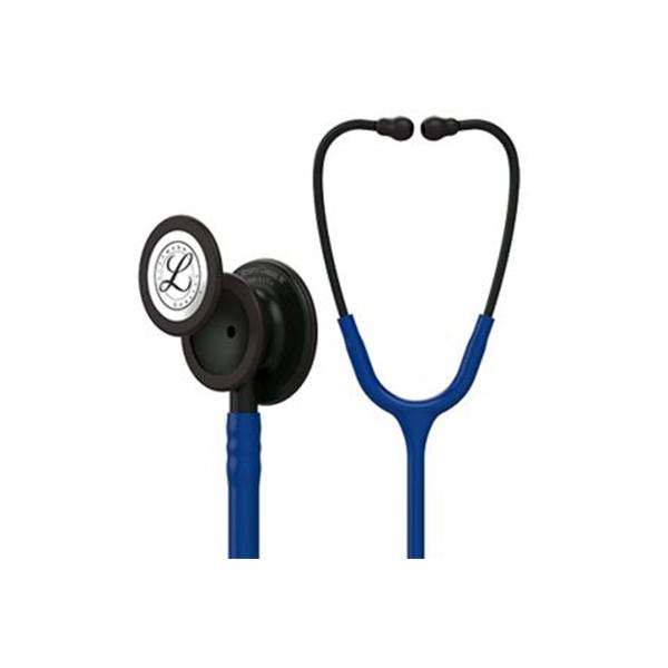 3M Littmann 5867 Classic III Stethoscope With Black Finish Chestpiece Navy Blue 1