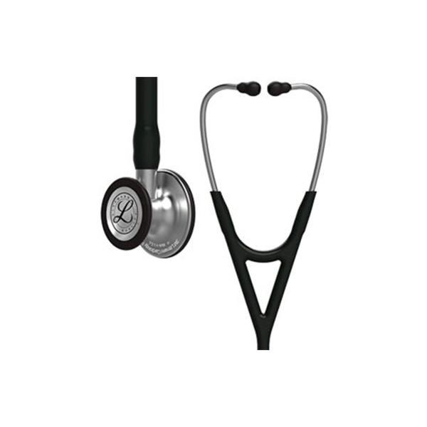 3M Littmann Cardiology IV Stethoscope Black 6152 1