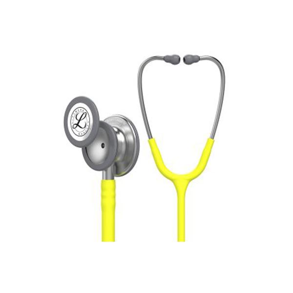 3M Littmann Classic III Stethoscope Lemon Lime Tube 27 Inch 5839 1