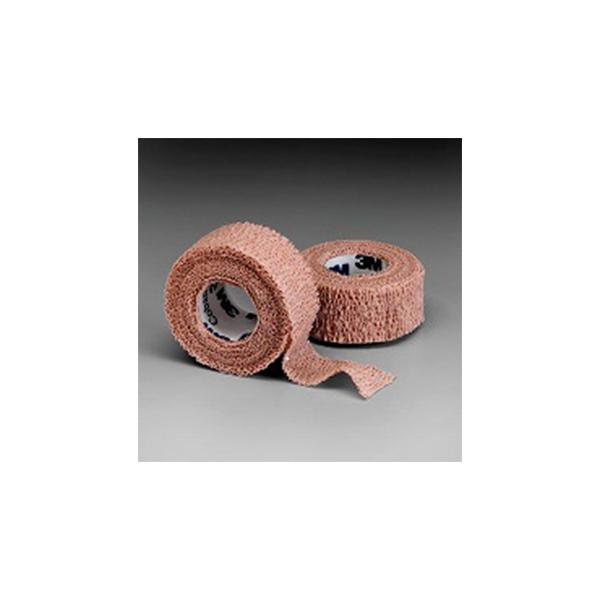 3MGao CobanGao Self Adherent Wrap 1581 GCo 1GC¦ X 5 Yard Fully Stretched 2.5cm X 4.5m Tan