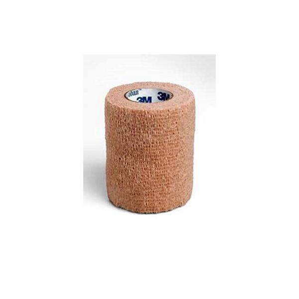 3MGao CobanGao Self Adherent Wrap 1583 GCo 3GC¦ X 5 Yard Self Adherent Wrap