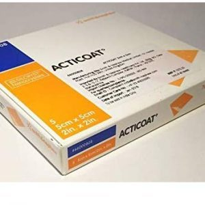 ACTICOAT – 5cm x 5cm -1 Piece By Smith & Nephew (66000808)