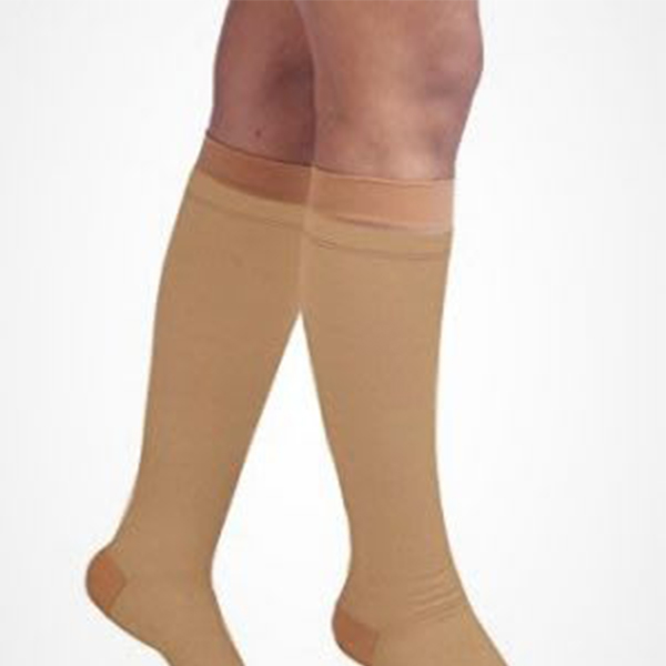 Comprezon Varicose Vein Stockings Class 2 Below Knee 1 Pair LARGE 2