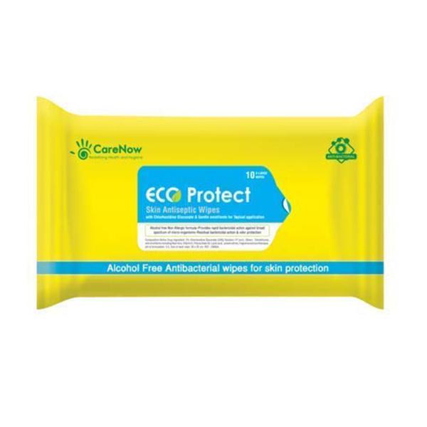 Eco Protect Skin Antiseptic Wipes 1