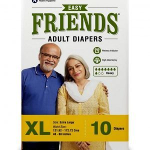 Friends Easy Adult Diapers – Extra Large