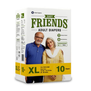 Friends Easy Adult Diapers GCo Extra Large