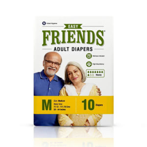 Friends Easy Adult Diapers GCo Medium