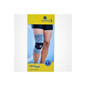 GenuGrip Knee Brace for Left Leg – SMALL 32 34 cm 1