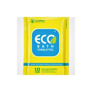 Nvey Eco Alcohol Free Hygienic And Antiseptic Large Bathing Wipes In A Ziplock Pack Set Of 40 Pieces 2 1
