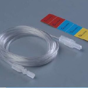 Pressure monitoring lines for extending medical tubing and pressure monitoring