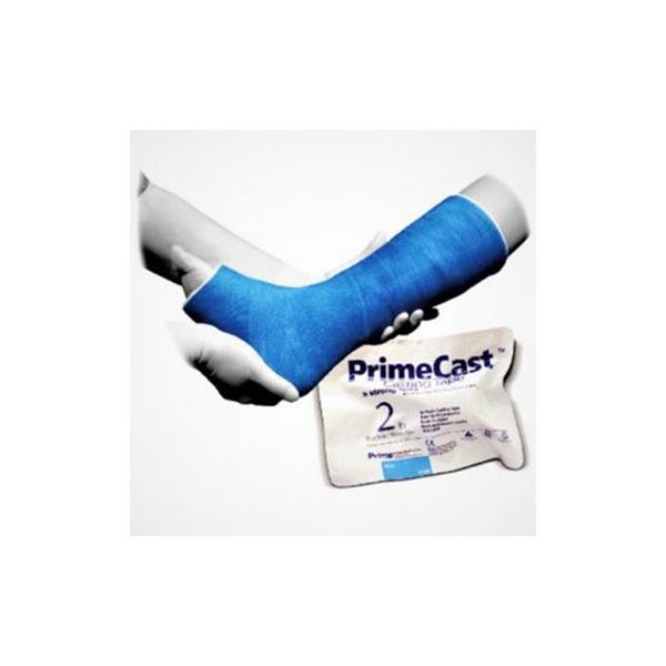 Primecast 4inch x 4Yds Blue 1